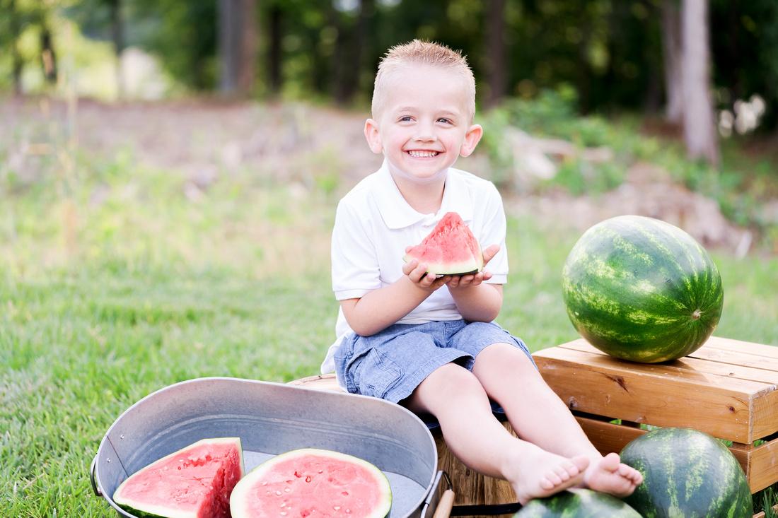 Watermelon Mini Session