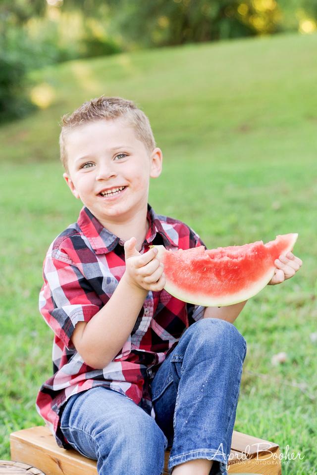 Watermelon Mini Photo Session