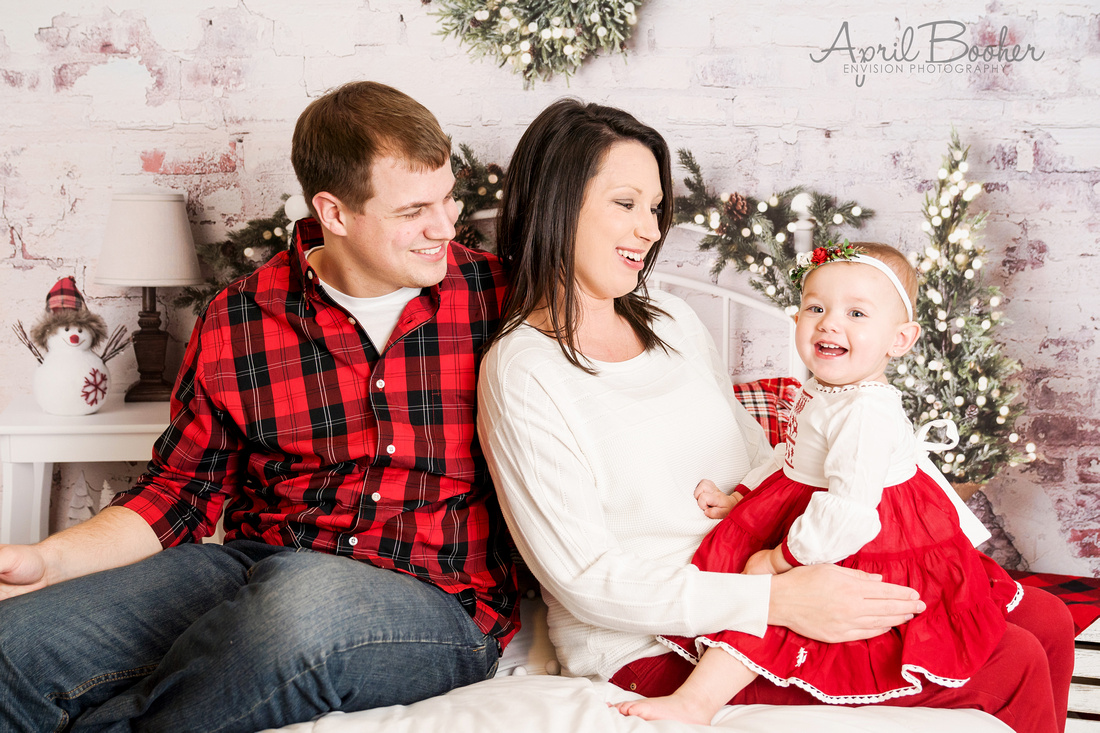 Christmas Mini Photographer Kingsport Johnson City TN-1
