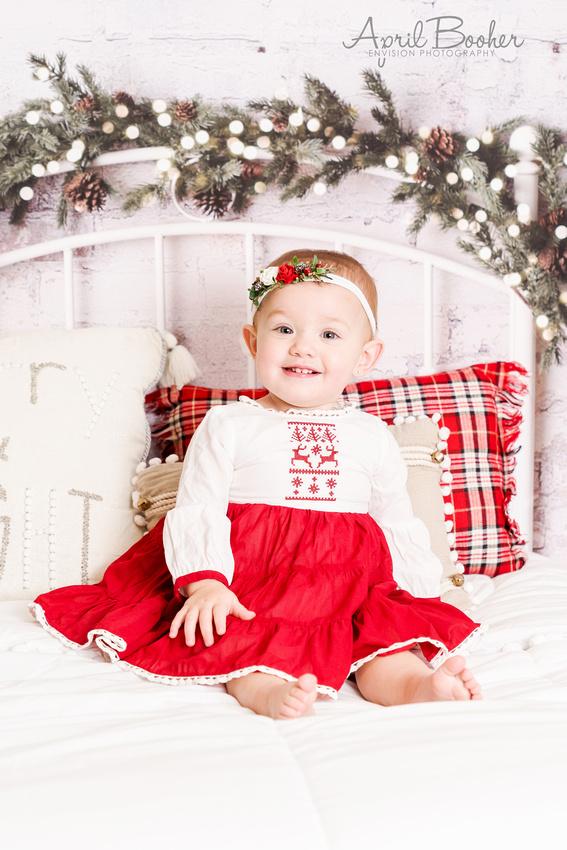 Christmas Mini Photographer Kingsport Johnson City TN-2