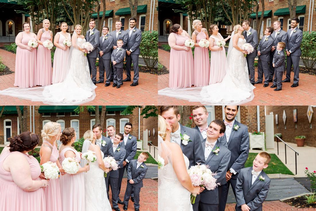 General Morgan Inn Wedding in Greeneville Tennessee