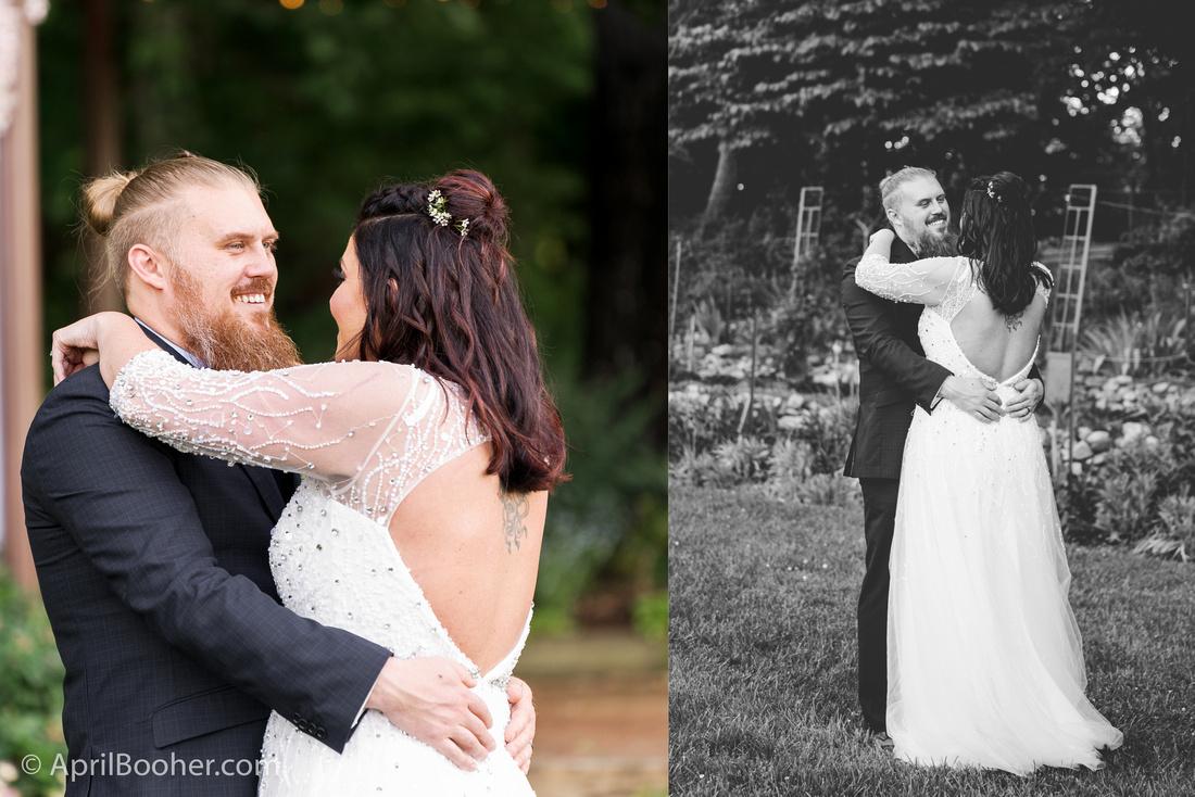 Wedding Photographer at Storybrook Farm Jonesborough TN-37