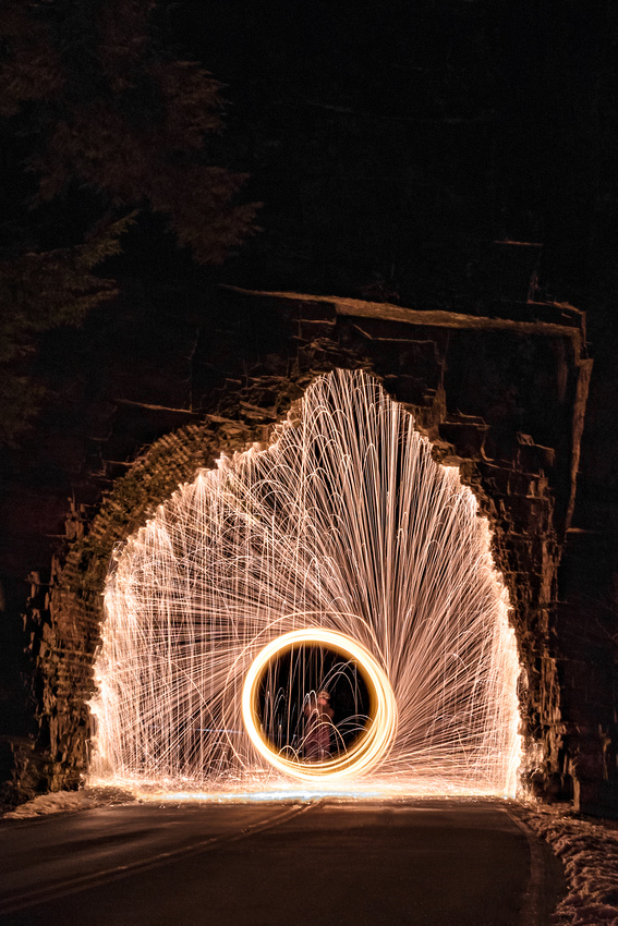 Backbone Rock - Abingdon VA - Ring of Fire