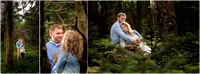 Roan Mountain Engagement Photographer April Booher